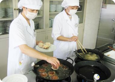 県産牛乳、乳製品を使った料理