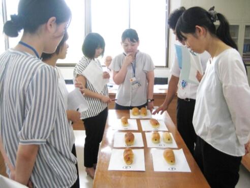 学校給食用パン品質審査会