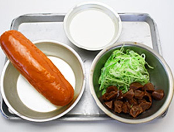昭和30年代の給食