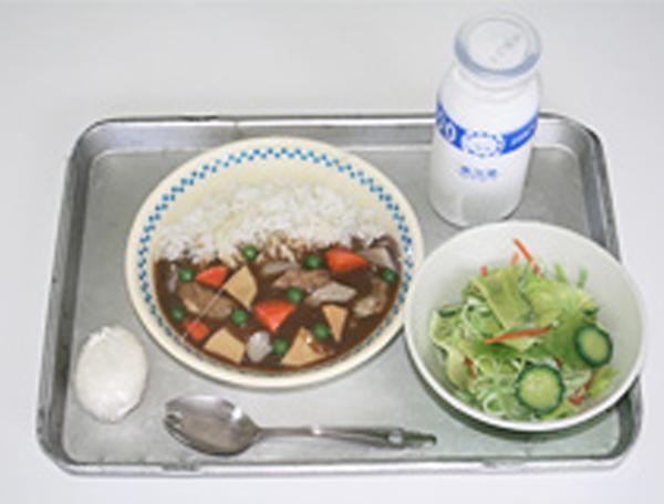 昭和50年代の給食
